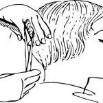 美容院で、じょうずにヘアスタイルの注文をする方法