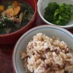 低糖質ダイエットVS寝かせ玄米七号食ダイエット