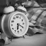 生活習慣の見直し、睡眠時間の確保から始めてみた結果
