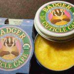 Badgerバジャーオーガニックキューティクルケアがよいです